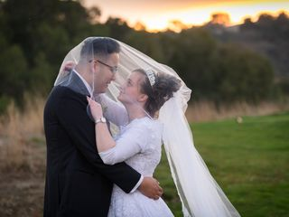 The wedding of Julie and Isaiah 2