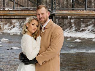 The wedding of Stormi and Matt