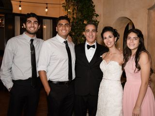 The wedding of Maria and Mark 2