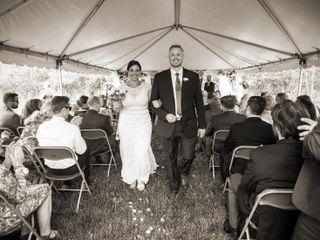 The wedding of Jennifer and Thomas 1