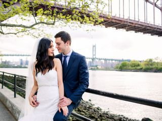 Chrissy and Anthony's Wedding in Long Island City, New York 12