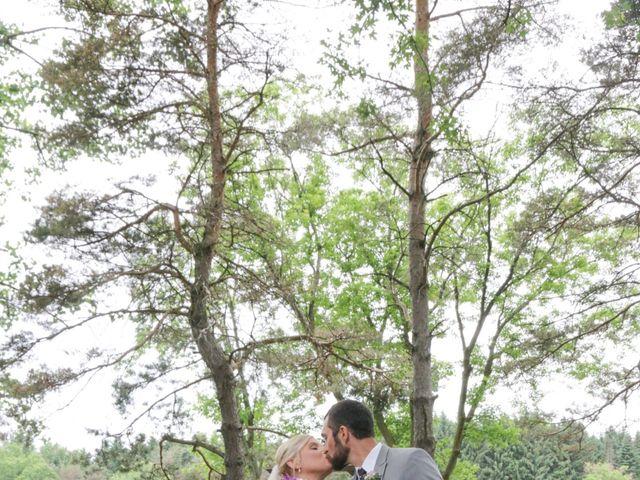 Nathan and Elizabeth's Wedding in Elma, New York 1