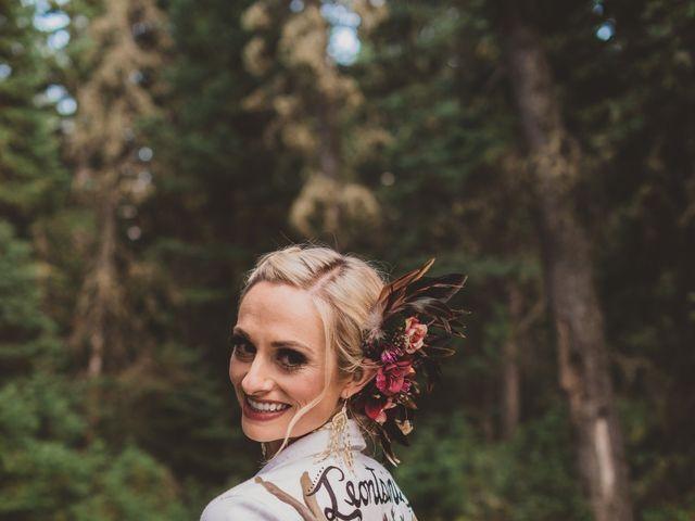 Laura and Stephen's Wedding in Big Sky, Montana 8