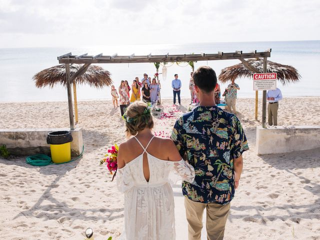 Shaun and Abby's Wedding in Eleuthera, Bahamas 16
