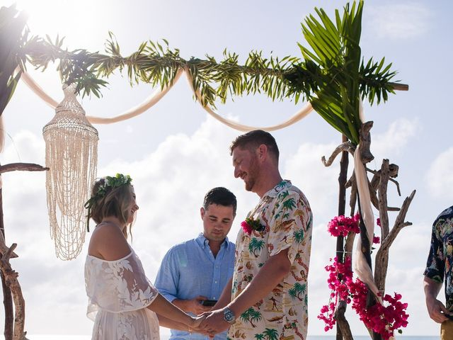 Shaun and Abby's Wedding in Eleuthera, Bahamas 17