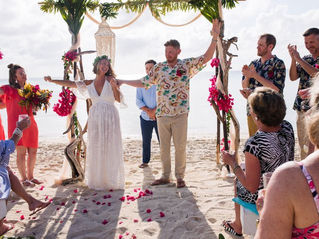 Shaun and Abby's Wedding in Eleuthera, Bahamas 22