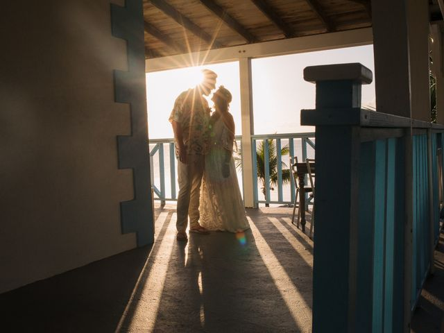 Shaun and Abby's Wedding in Eleuthera, Bahamas 30