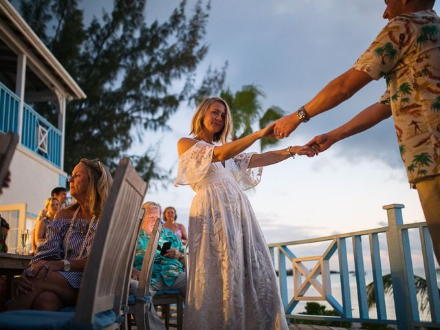 Shaun and Abby's Wedding in Eleuthera, Bahamas 33
