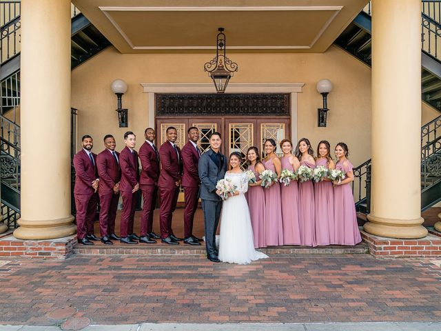Quoc and Christine's Wedding in Orlando, Florida 24