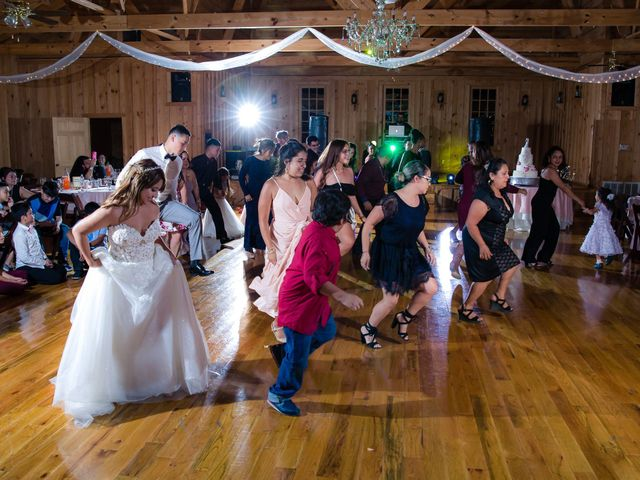 Nathali and Leonel's Wedding in Kyle, Texas 4