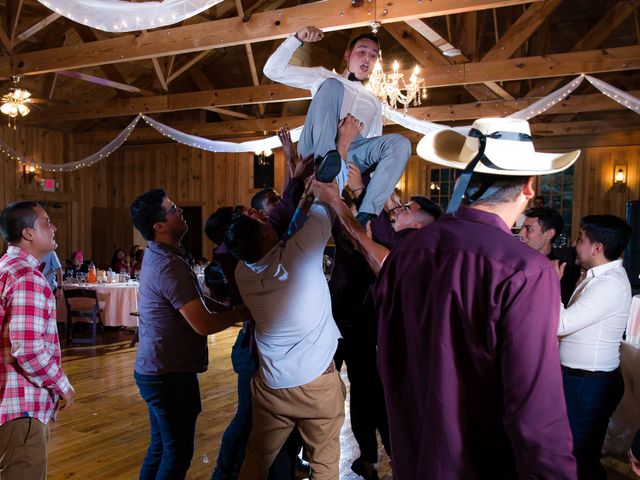 Nathali and Leonel's Wedding in Kyle, Texas 8