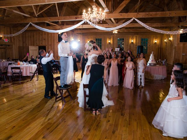 Nathali and Leonel's Wedding in Kyle, Texas 9