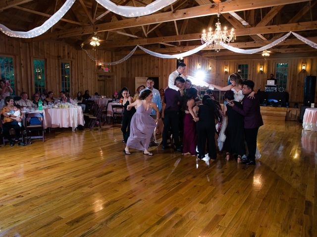 Nathali and Leonel's Wedding in Kyle, Texas 10