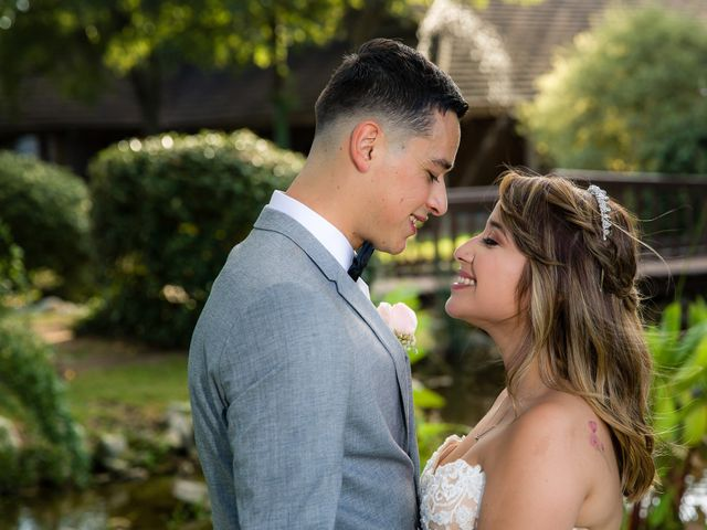 Nathali and Leonel's Wedding in Kyle, Texas 1