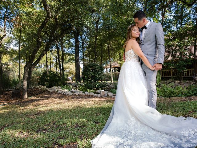 The wedding of Leonel and Nathali
