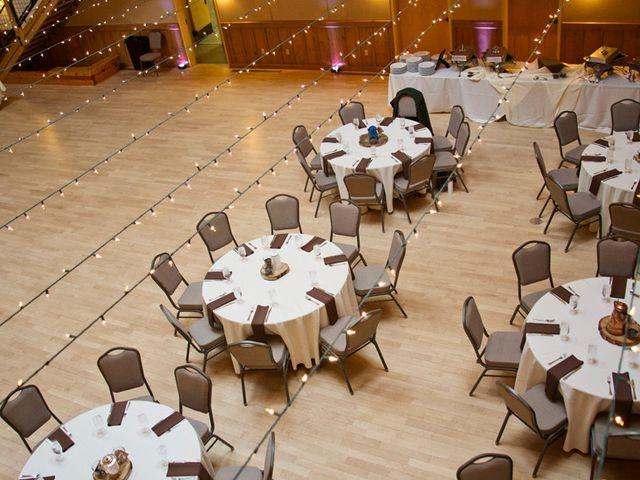 Matt and Stormi's Wedding in Silverthorne, Colorado 15
