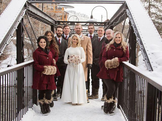 Matt and Stormi's Wedding in Silverthorne, Colorado 16