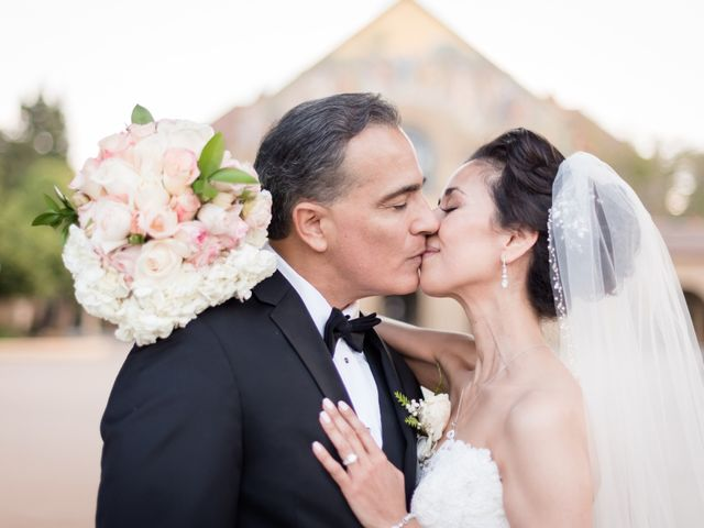 The wedding of Maria and Mark