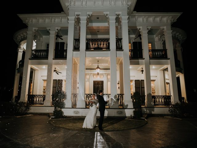 Andrew and Brittany's Wedding in Tomball, Texas 3