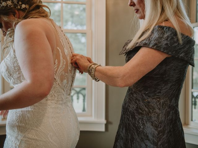 Andrew and Brittany's Wedding in Tomball, Texas 25