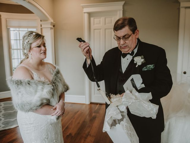 Andrew and Brittany's Wedding in Tomball, Texas 27