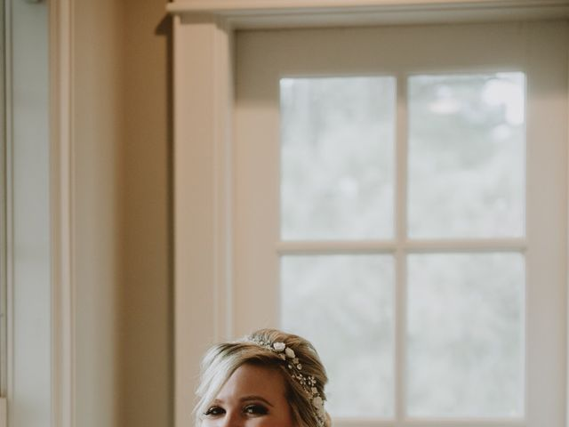 Andrew and Brittany's Wedding in Tomball, Texas 29
