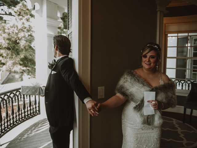 Andrew and Brittany's Wedding in Tomball, Texas 33