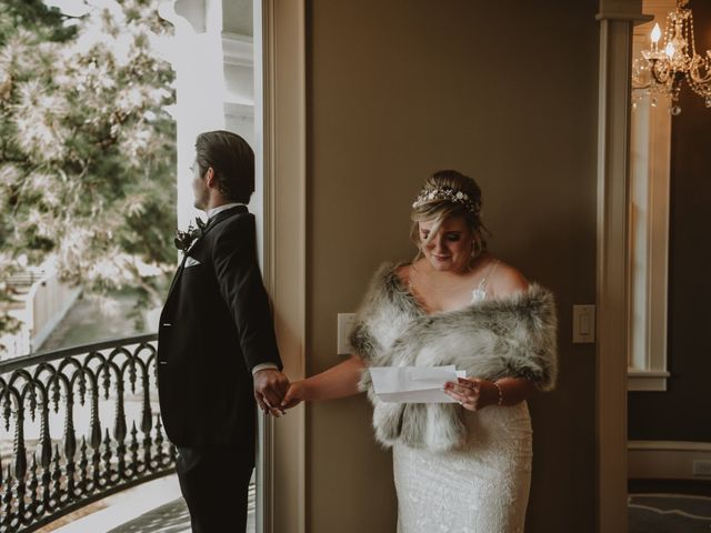 Andrew and Brittany's Wedding in Tomball, Texas 35