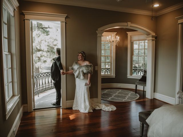 Andrew and Brittany's Wedding in Tomball, Texas 42