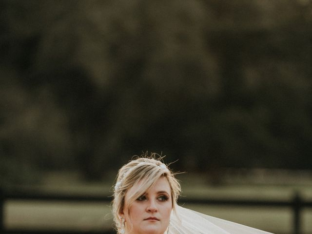 Andrew and Brittany's Wedding in Tomball, Texas 44