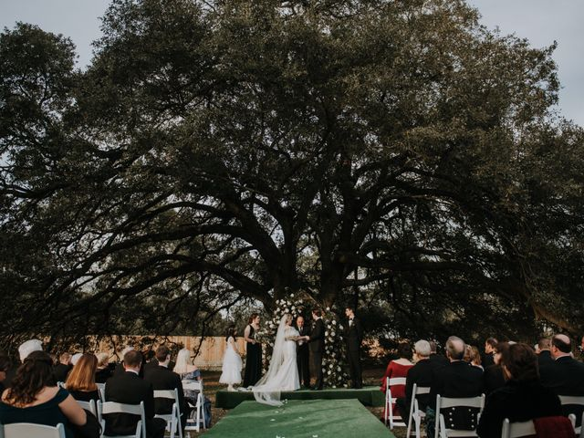Andrew and Brittany's Wedding in Tomball, Texas 55