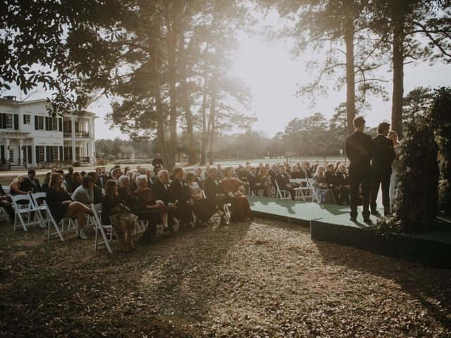 Andrew and Brittany's Wedding in Tomball, Texas 57