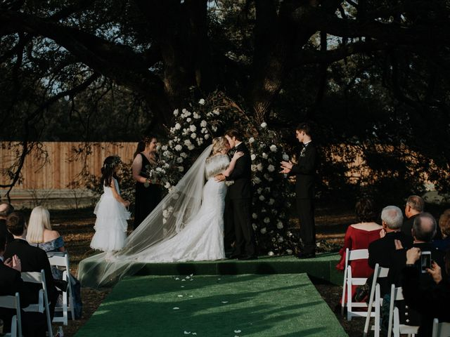 Andrew and Brittany's Wedding in Tomball, Texas 63