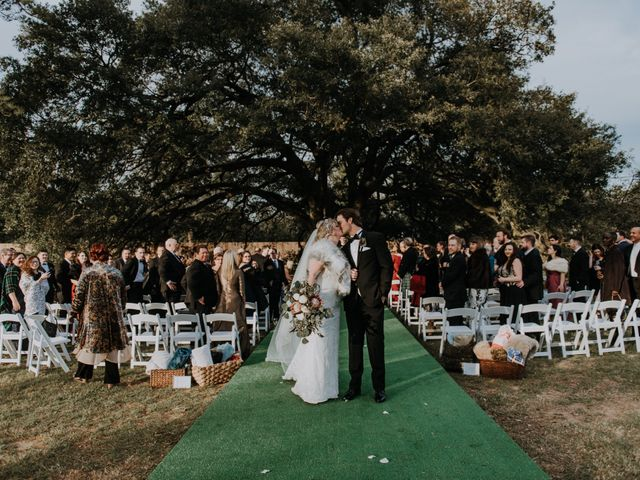 Andrew and Brittany's Wedding in Tomball, Texas 65