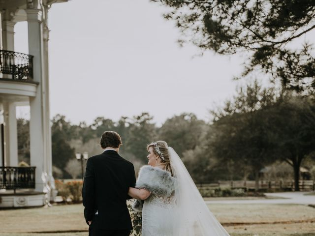 Andrew and Brittany's Wedding in Tomball, Texas 66