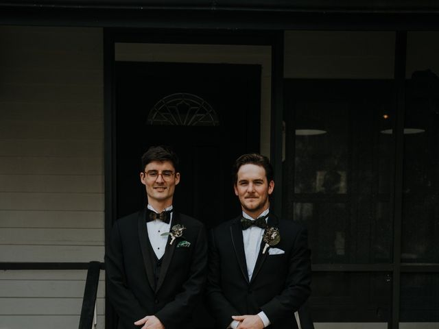 Andrew and Brittany's Wedding in Tomball, Texas 67