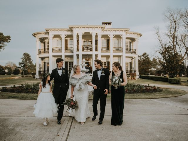 Andrew and Brittany's Wedding in Tomball, Texas 68