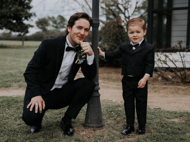 Andrew and Brittany's Wedding in Tomball, Texas 69