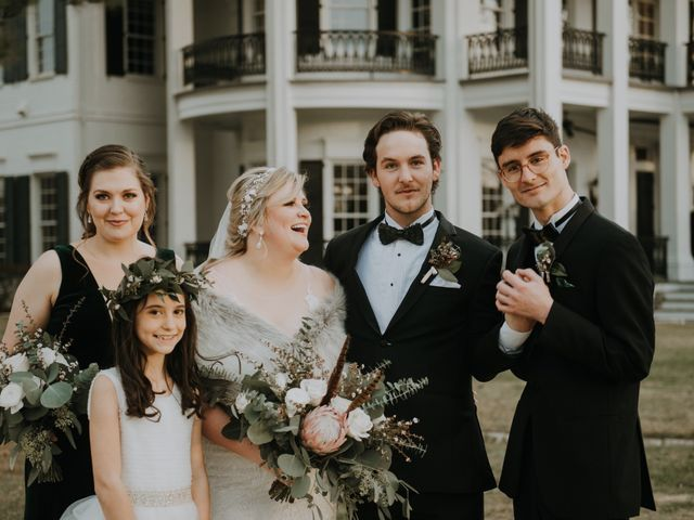 Andrew and Brittany's Wedding in Tomball, Texas 72