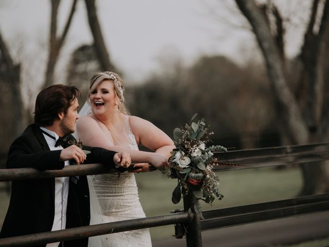Andrew and Brittany's Wedding in Tomball, Texas 75
