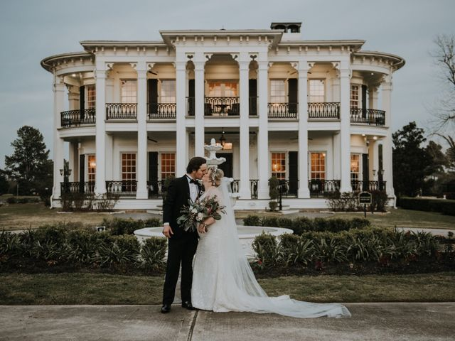 Andrew and Brittany's Wedding in Tomball, Texas 76