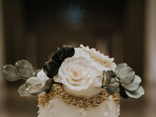 Andrew and Brittany's Wedding in Tomball, Texas 92