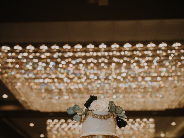 Andrew and Brittany's Wedding in Tomball, Texas 99