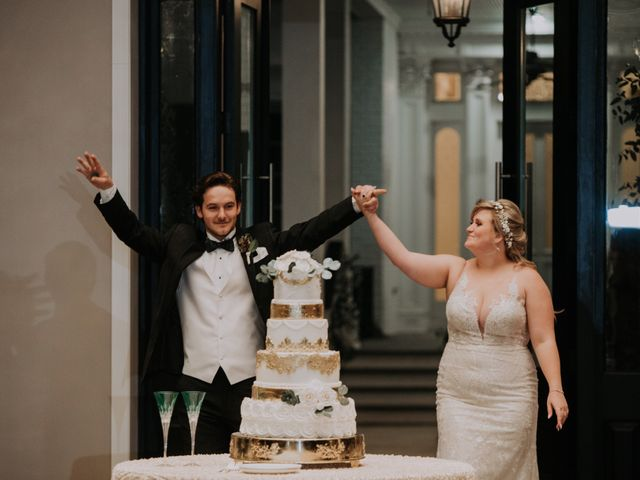 Andrew and Brittany's Wedding in Tomball, Texas 100
