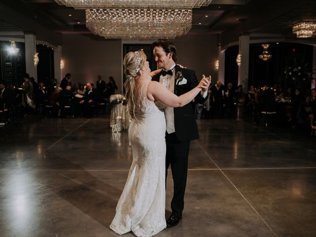 Andrew and Brittany's Wedding in Tomball, Texas 101