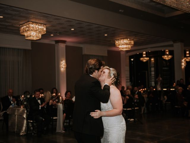 Andrew and Brittany's Wedding in Tomball, Texas 106