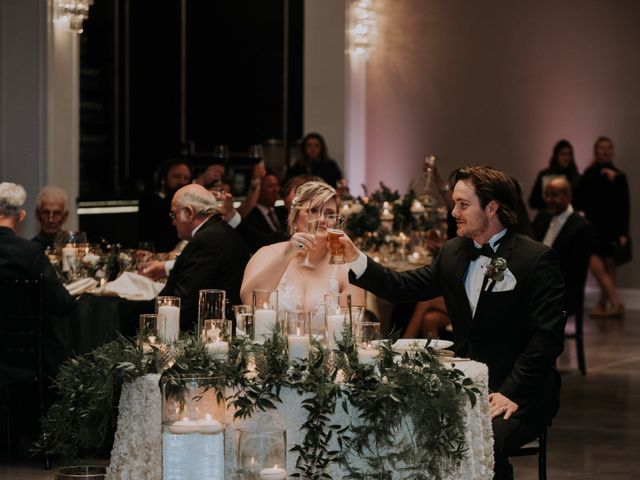 Andrew and Brittany's Wedding in Tomball, Texas 112