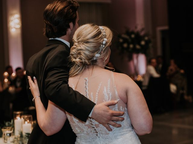 Andrew and Brittany's Wedding in Tomball, Texas 116