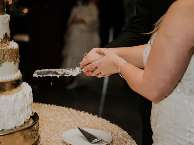Andrew and Brittany's Wedding in Tomball, Texas 121