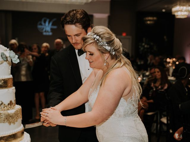 Andrew and Brittany's Wedding in Tomball, Texas 122
